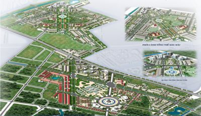 MY – TRUNG NEW URBAN AREA